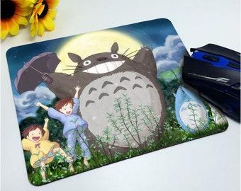 Desgin F - PC Laptop Computer TOTORO 180 x 220 x 3mm Mouse Mice Mat Pad