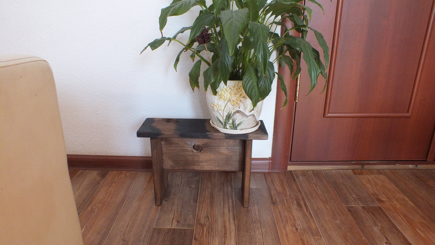 Plant Stand Wood Plant Stand Indoor Plant Stand Small