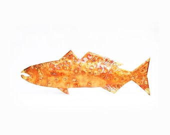 Copper Speckled Trout