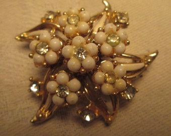 1950's Era Ladies' Brooch