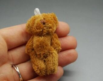 5cm velvet effect Brown Teddy bear