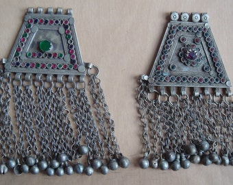 Vintage Afghani Kuchi Pendant Choice
