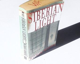Siberian Light by Robin White (1998, Island) ~ Vintage Crime Fiction