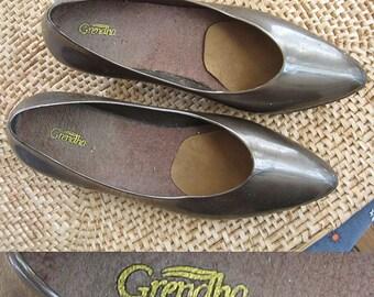 Plastic High Heel Shoes