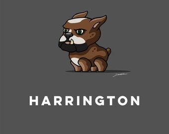 Pet Sprites - Custom sprite illustrations of your pets!