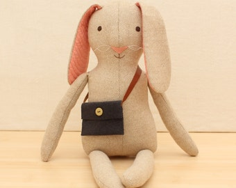 PDF Sewing Pattern - Bo the Bunny
