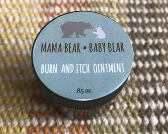 Local Pick Up Burn and Itch Ointment