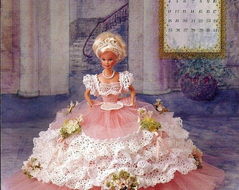 The Royal Ballgowns 1997 Master Crochet Series Miss May Crochet Pattern Book Annie Potter