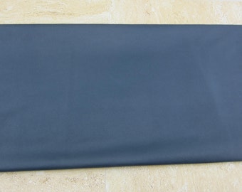 Dark Blue PU Leather Fabric 50cm x 65cm