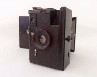 Very rare camera Merten Merit Box bakelite. 1933 Vintage