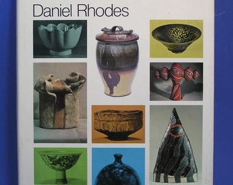 Clay and Glazes for the Potter by Daniel Rhodes. Revised Edition 1977