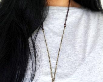 PREY Dachshund Pendant Necklace