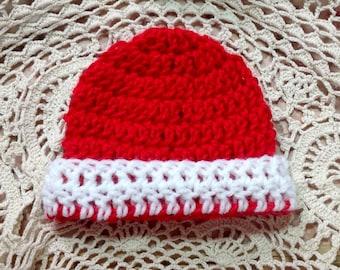 New Born Christmas Hat