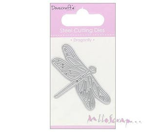 Die cut or cut Dragonfly scrapbooking card making (ref.110) templates *.