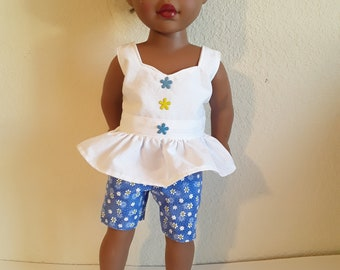 18 Inch Girl Doll Outfit #180
