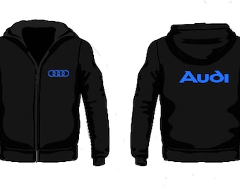 Audi Jacket best quality more colors Shipping free accept returns FsMuf