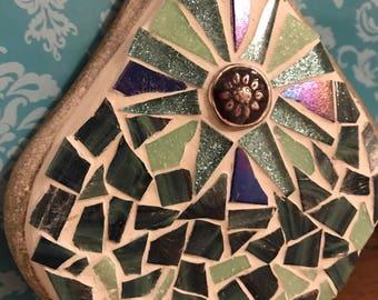 SOLD Mosaic pebble