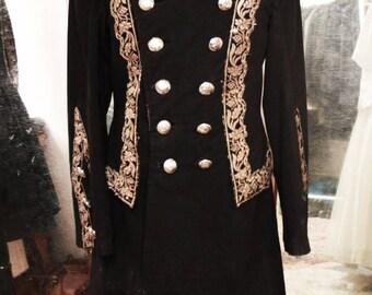 Vintage suit for mortician