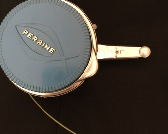 Fishing Reel, Made in the USA,  Perrin fishing line included. FREE SHIPPING