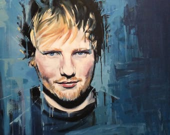 ed sheeran art original