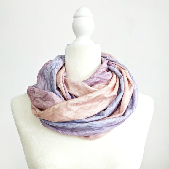 Infinity Scarf / Frosting Stripe Exclusive Print