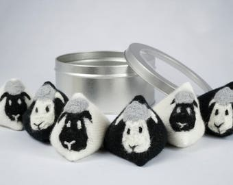 Sheep Pattern Weights