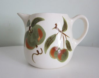 Vintage Stangl Orchard Song Pitcher