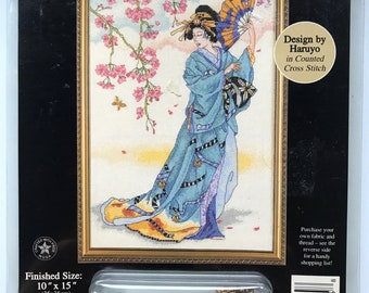 DIMENSIONS Charts and Charms 72465 ORIENTAL CHARM circa 1997 *new*
