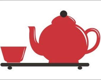Teapot Decal
