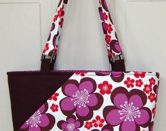 Candice Bag Pattern by Joan Hawley of Lazy Girl Designs