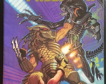 Aliens versus Predator Booty #1 (1996) Comic Book