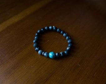 Midnight sky bracelet