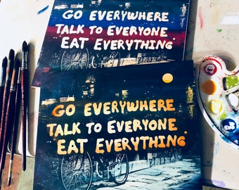 Go Everywhere...