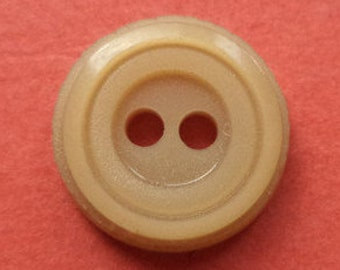 beige 12 small buttons 10mm (5972) button