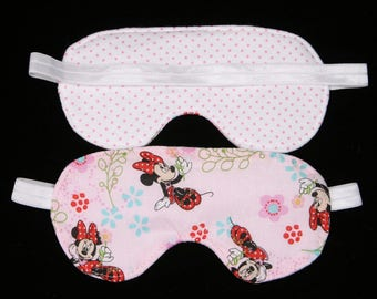 Minnie Mouse Sleeping Eye Mask sleep over party pajama party favor