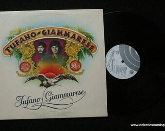 Tufano Giammarese LP 1st Press ODE '73 NM buckinghams