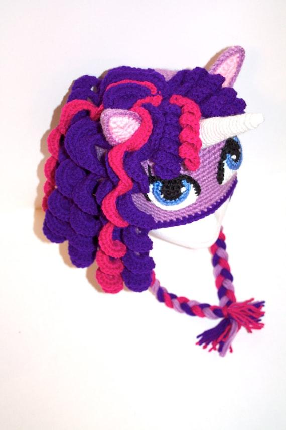 Excepcional Libre De Mi Pequeño Pony Patrón Del Sombrero De ...