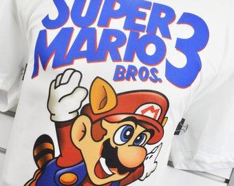 Super Mario Bros 3 Nes Shirt
