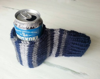 Beer mitt, Beverage mitt, Keep your hand warm and your drink cold!