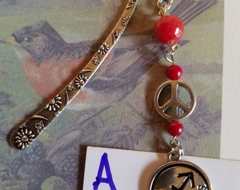 SAGITTARIUS (November 22 - December 21) Shepherd's Hook Bookmark