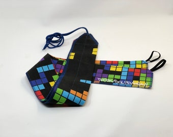 Tetris (medium weight) wrist wraps for weightlifting and crossfit wrist support