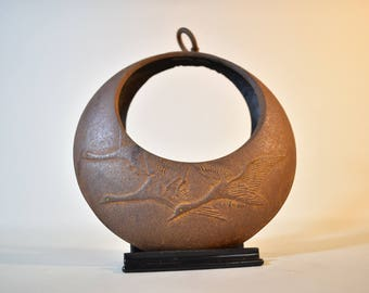Vase 6250, moon shape
