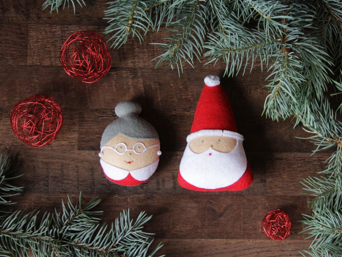 hanging ideas ornament christmas organization decorating claus decoration decor decorations best home santa tree cute cure red