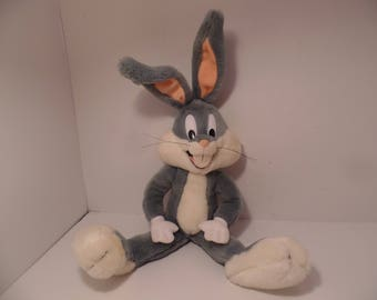1990 50th Anniversary Bugs Bunny Plush Doll (Vintage) 18' Inches Tall