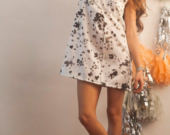 The 101 Print Party Dress