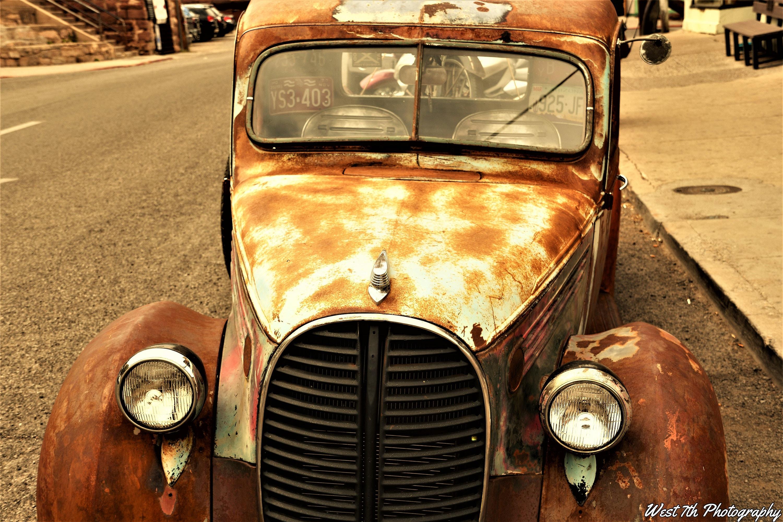 Classic Cars Rat Rod Photography Patina Hot Rod Car