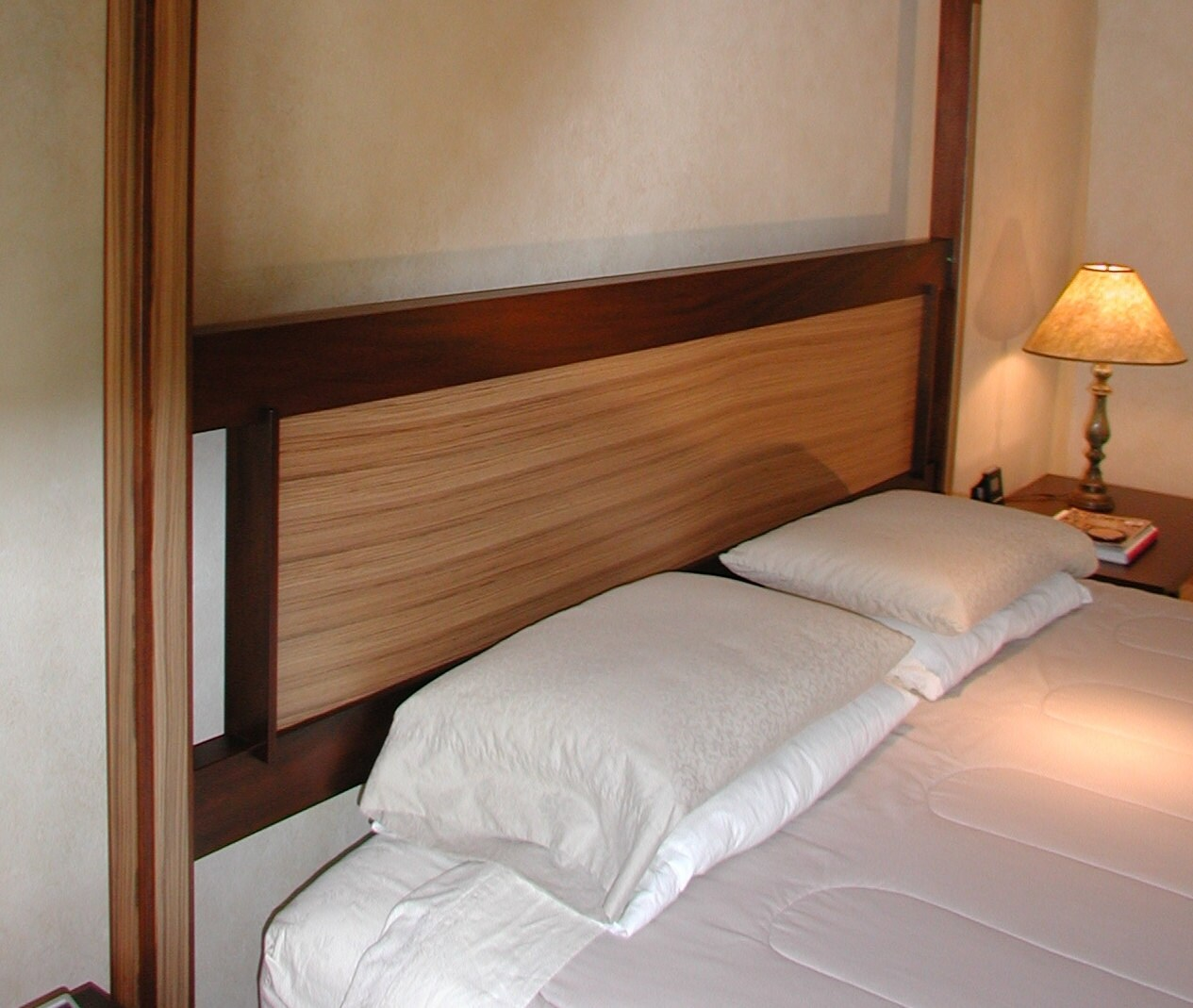 Ryatta Bed frame king or queen size bed frame (woodworking plans ...