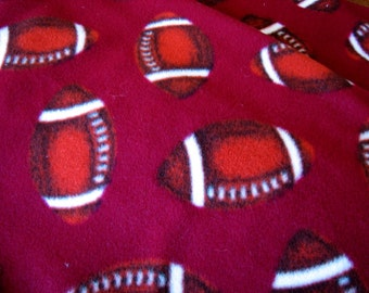 DESTASH - marron Football Fleece 1,5 mètres