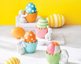 Easter Egg Cups - Easter Egg Holders - Set of 4