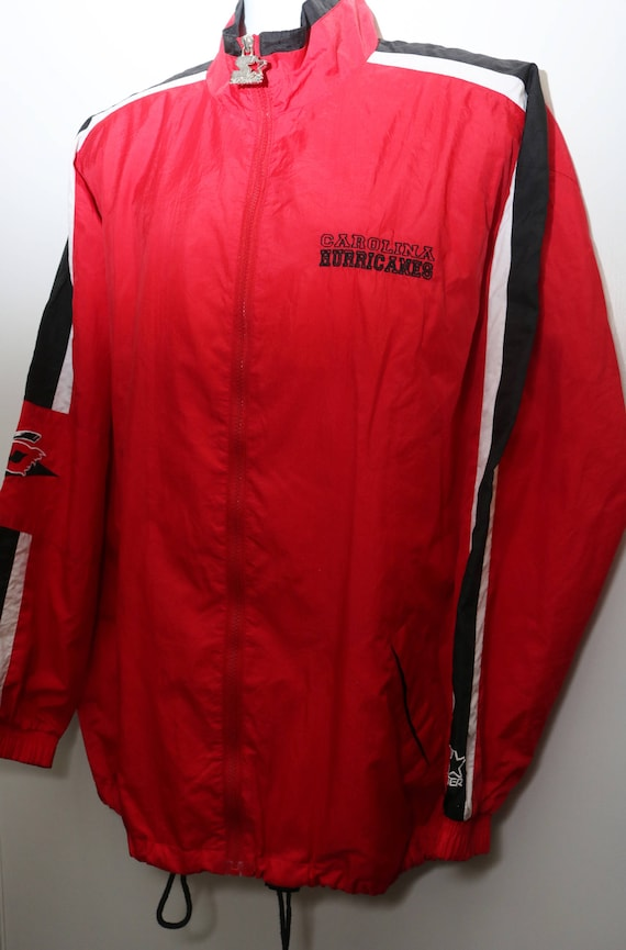 Men's Vintage Windbreaker HURRICANES